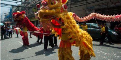 """En Hong Kong dicen que el """"año de la cabra"""" va a ser más calmado que el """"año del caballo"""" Foto:GETTY IMAGES"""