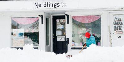 7. Usar ropas húmedas cuando hay viento o hace mucho frío. Foto:Getty