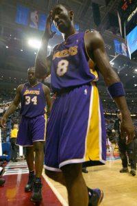 Ganaron tres títulos en los Lakers Foto:Getty