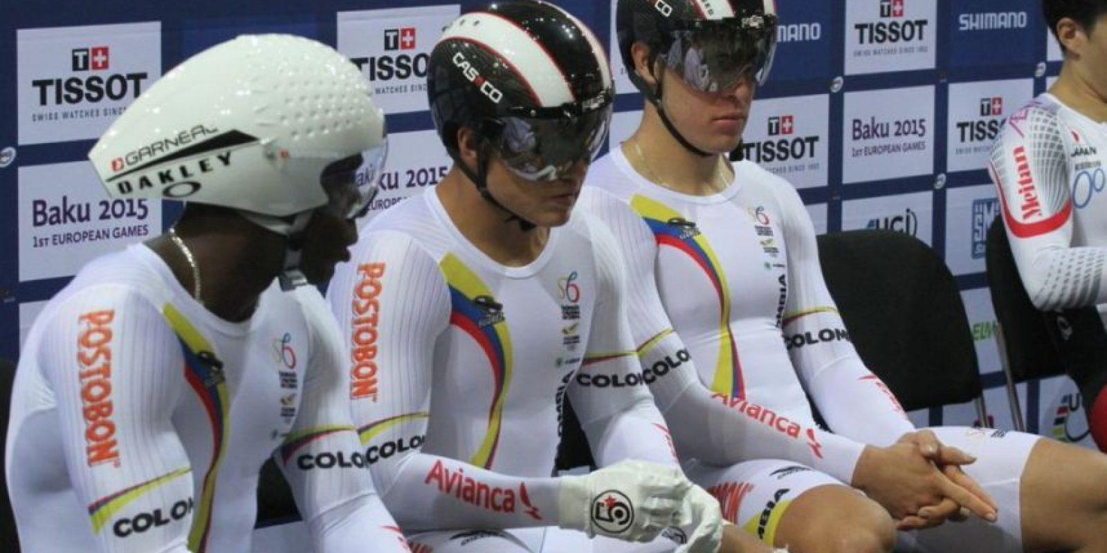 Foto:Cortesía Federación Colombiana de Ciclismo