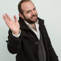 Santiago Rivas – Periodista Foto:Archivo