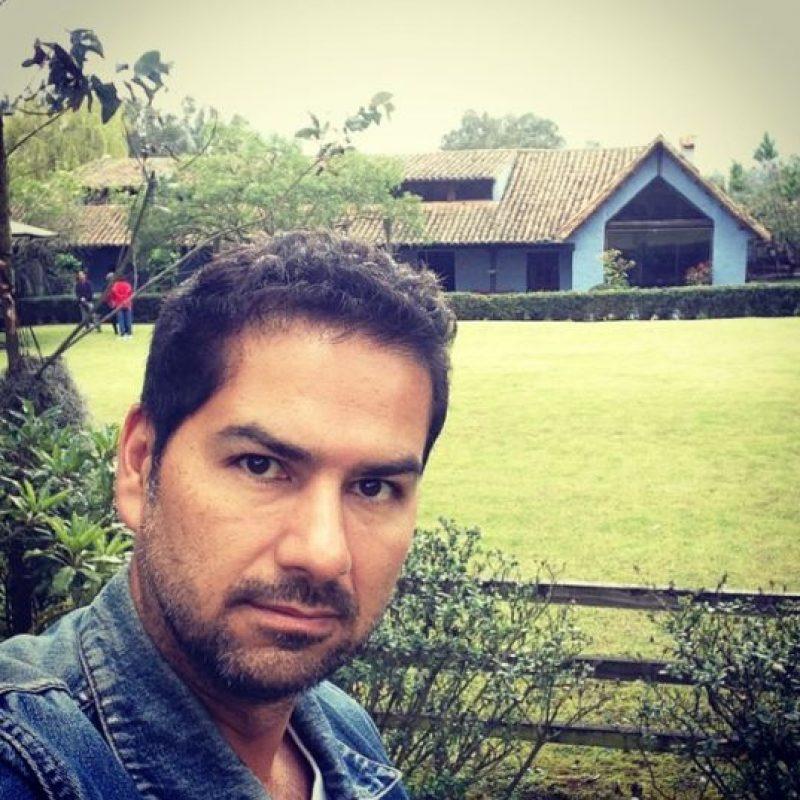Juan Sebastián Aragón – Actor Foto:Instagram
