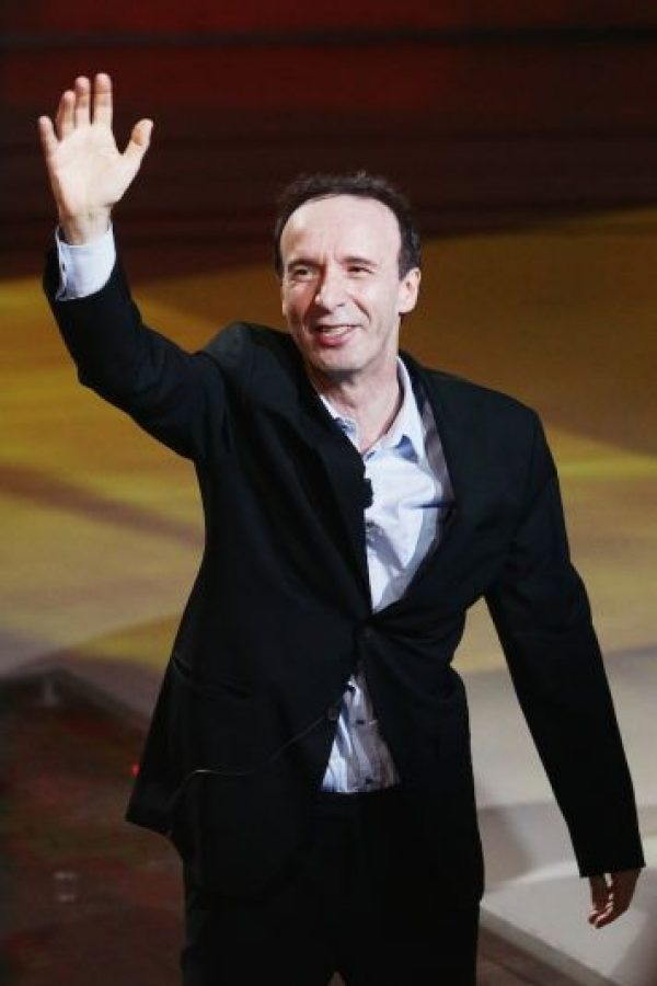 Roberto Benigni Foto: Getty Images