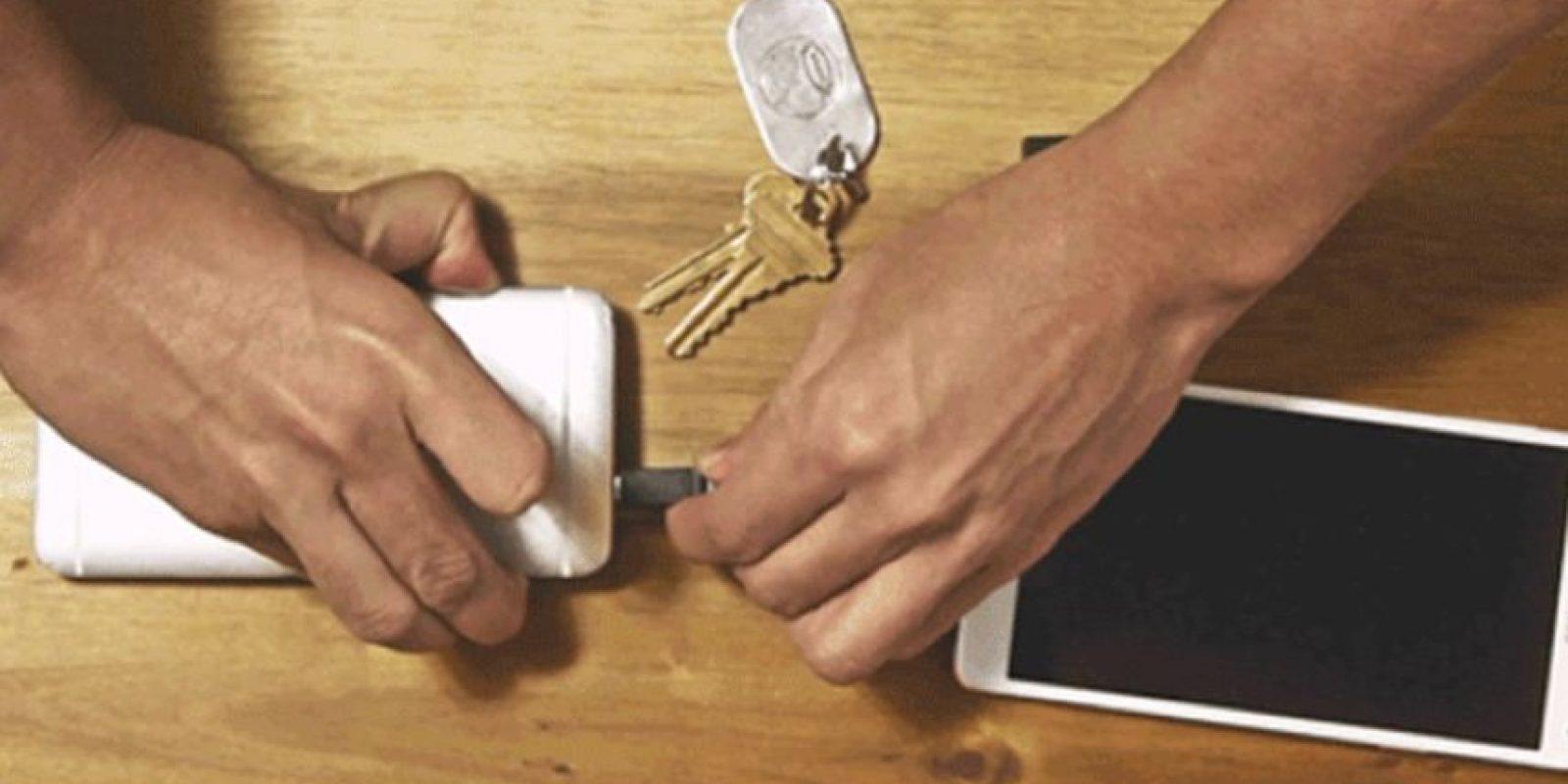 La forma de conectar los dispositivos es sencilla. Foto:Juicer