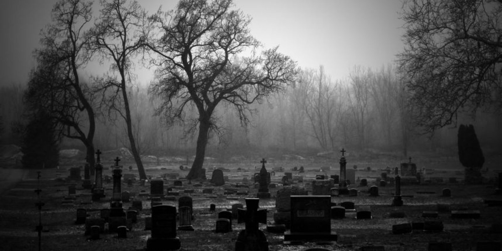 Fascinación por lo cementerios