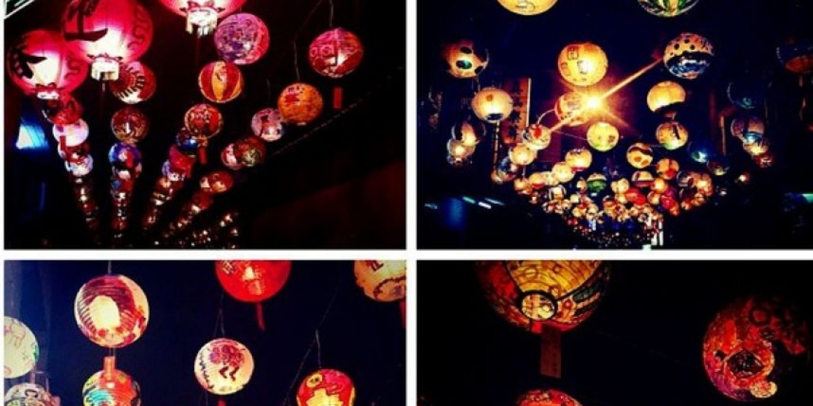 Celebración en el último día del año, según el calendario Chino Foto:INSTAGRAM DE @mengjingling