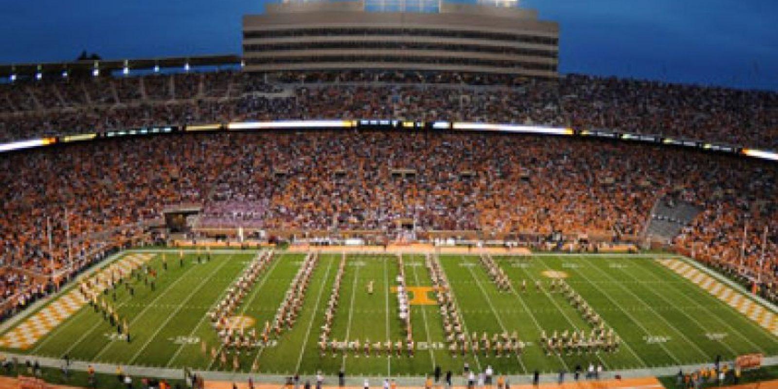 Es el tercero más grande de Estados Unidos Foto:Utsports.com