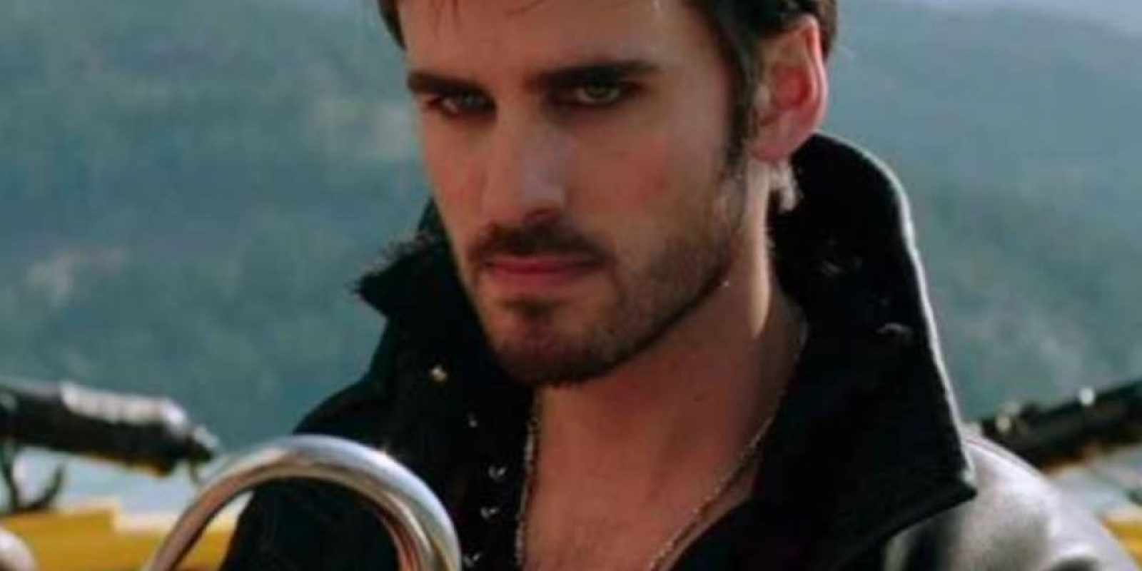 "El Capitán Garfio, interpretado por Colin O' Donoghue en ""Once Upon a Time"" Foto: ABC"