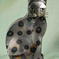 4. Gato. Lo más recomendable para ti en este periodo es un amuleto que puedas conservar en el interior de tu hogar Foto:Wikimedia