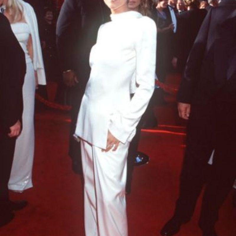 Celine Dion nos recuerda por qué el 2000 era una época de excesos. Foto:Getty Images
