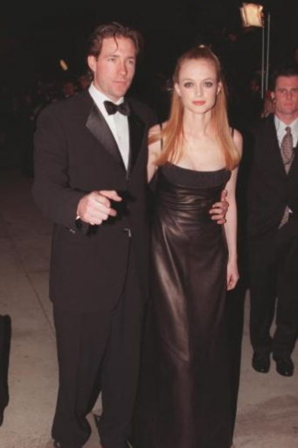 Heather Graham también iba a su fiesta de graduación Foto: Getty Images