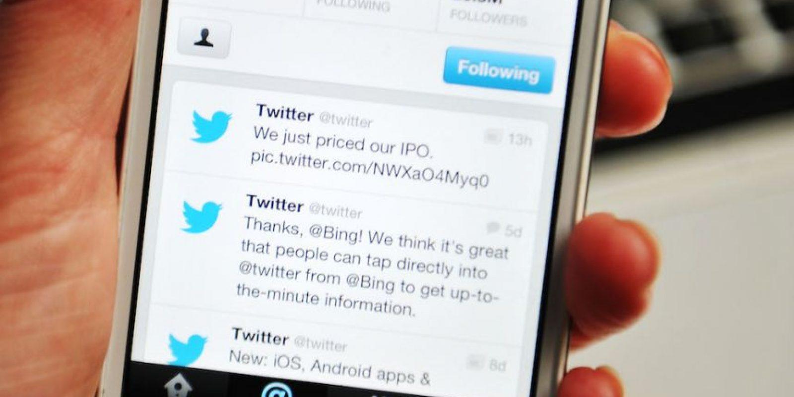 Pueden responder, retuitear o favoritear un tuit sin necesidad de verlo de manera individual. Foto:Getty Images