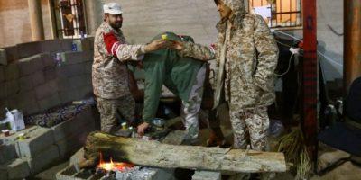 Al igual que Jordania hace unas semanas, Libia también prepara ataques en contra de ISIS Foto:AFP