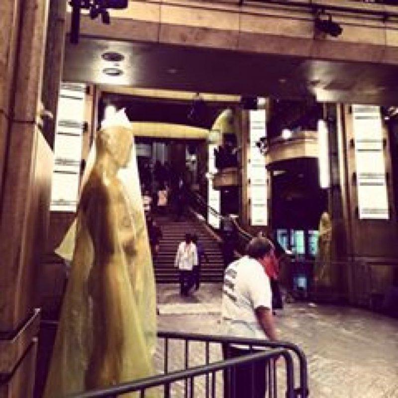 Algunas mantienen su protección, hasta días previos al evento. Foto:Facebook/Dolby Theatre