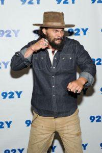 """Interpreta el papel de """"Khal Drogo"""" Foto:Getty Images"""