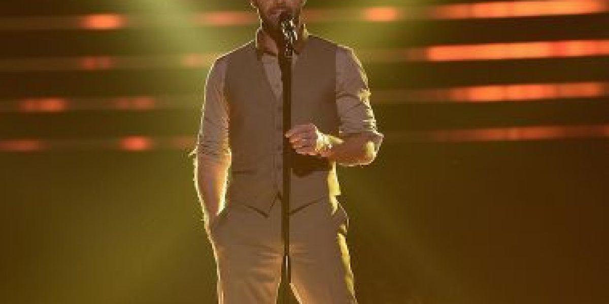 VIDEO: Ricky Martin hipnotiza en Premio lo Nuestro con