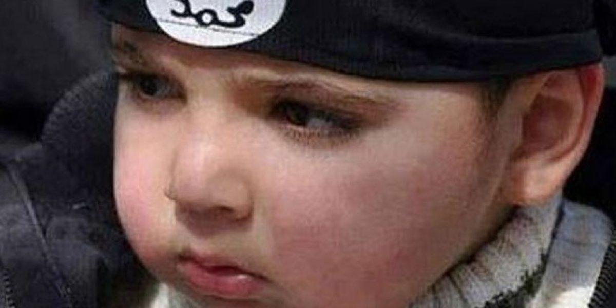 VIDEOS: Así entrena Estado Islámico a los niños para ser terroristas