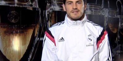 Iker Casillas, futbolista español del Real Madrid. Foto:Real Madrid