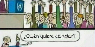 Así se burlan los colombianos de la medida que dijo no a la adopción por parte de parejas gay. Foto:Twitter