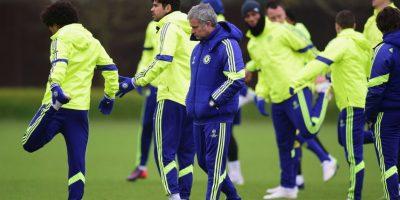 Mourinho y Chelsea son líderes de la Premier Foto:Getty