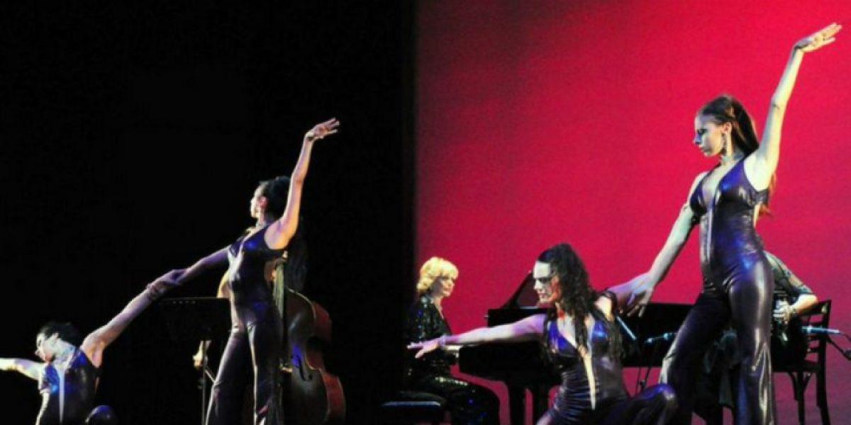 Glamour Tango: el espectáculo de tango hecho mujer