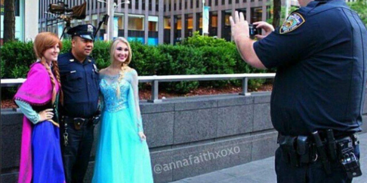 """Policía de Estados Unidos emite orden de arresto contra Elsa de """"Frozen"""""""