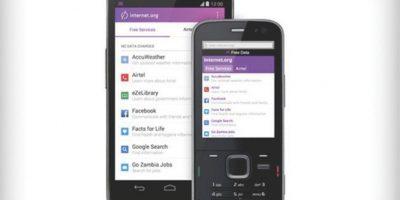 App. El año pasado, Facebook lanzó una aplicación para Android que permite el acceso gratuito a servicios de datos como Google, Wikipedia, Facebook y más. Con esta aplicación, los usuarios pueden navegar por un conjunto de herramientas de salud, empleo y de servicios de información locales, sin cargos por datos. Foto: FOCUS