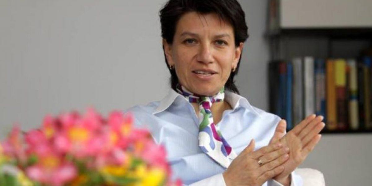 Claudia López sigue indignada con Viviane Morales y le envía mensajes