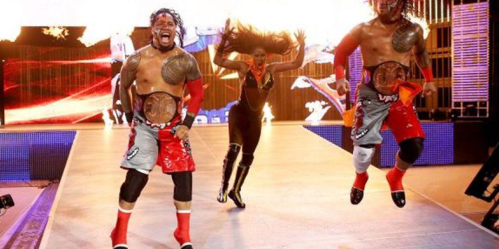 The Usos defenderán el título de Parejas Foto:WWE