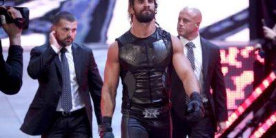 Y Seth Rollins Foto:WWE
