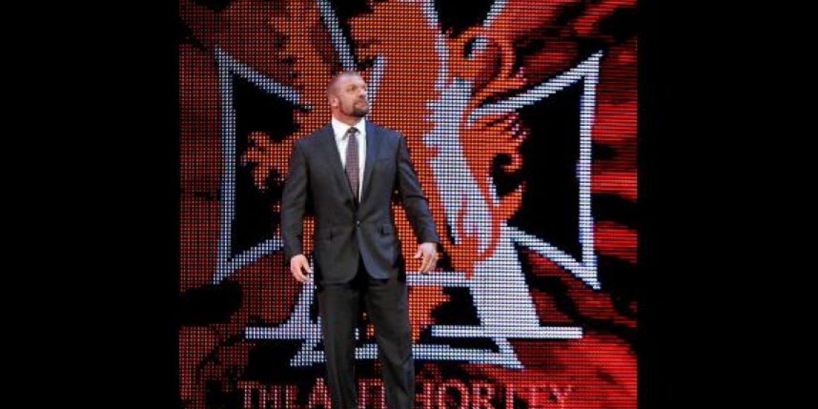 Como un extra, Sting tendrá un careo con Triple H Foto:WWE