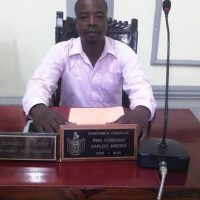 Concejal del Chocó, Carlos Andrés Pino Córdoba. Foto:Fiscalía