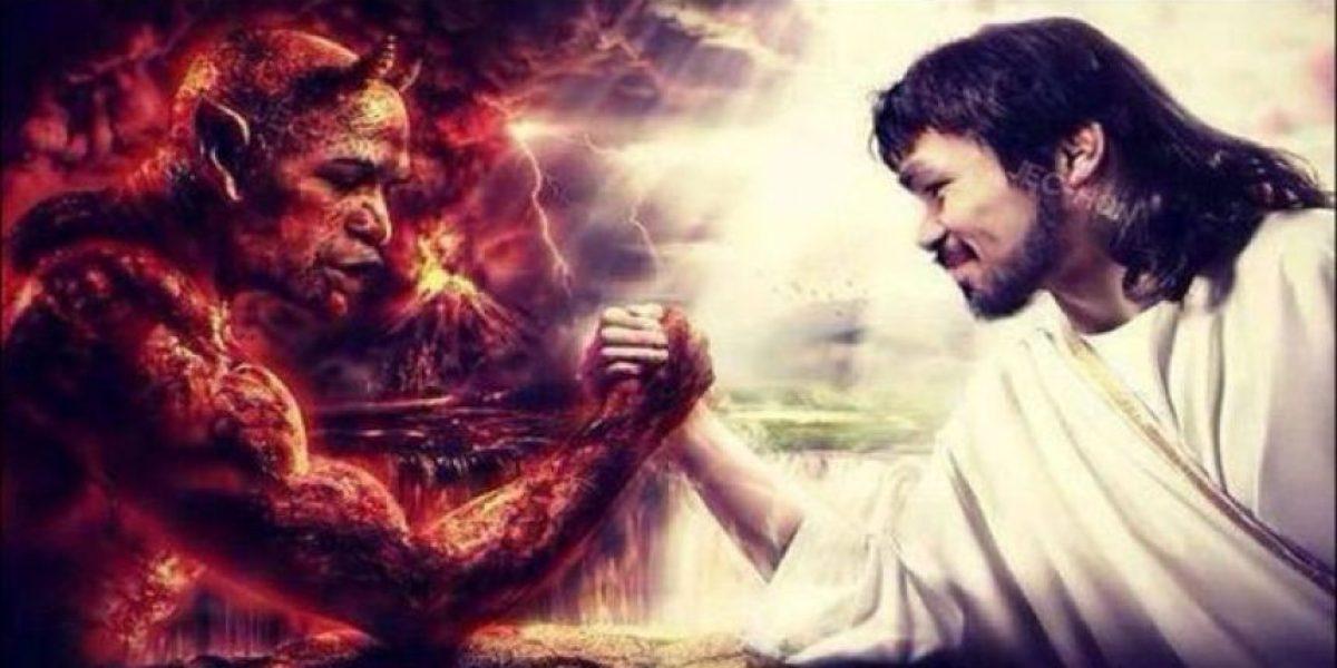 Las redes sociales dan a su favorito en la pelea Pacquiao vs. Mayweather