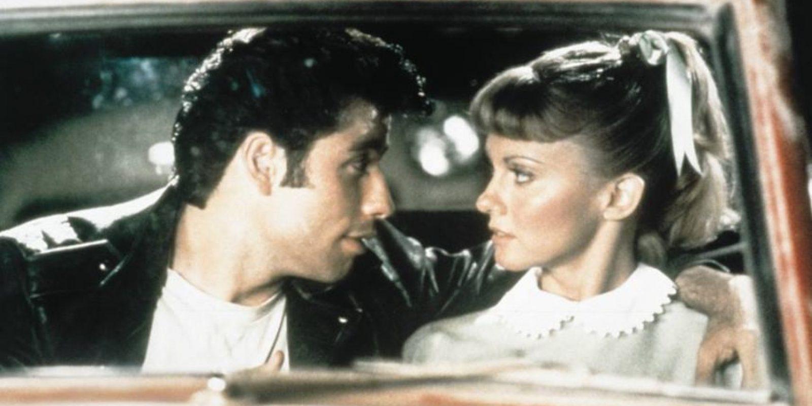 En los añs 80, las damas caían ante los encantos de Travolta Foto:Facebok/Grease