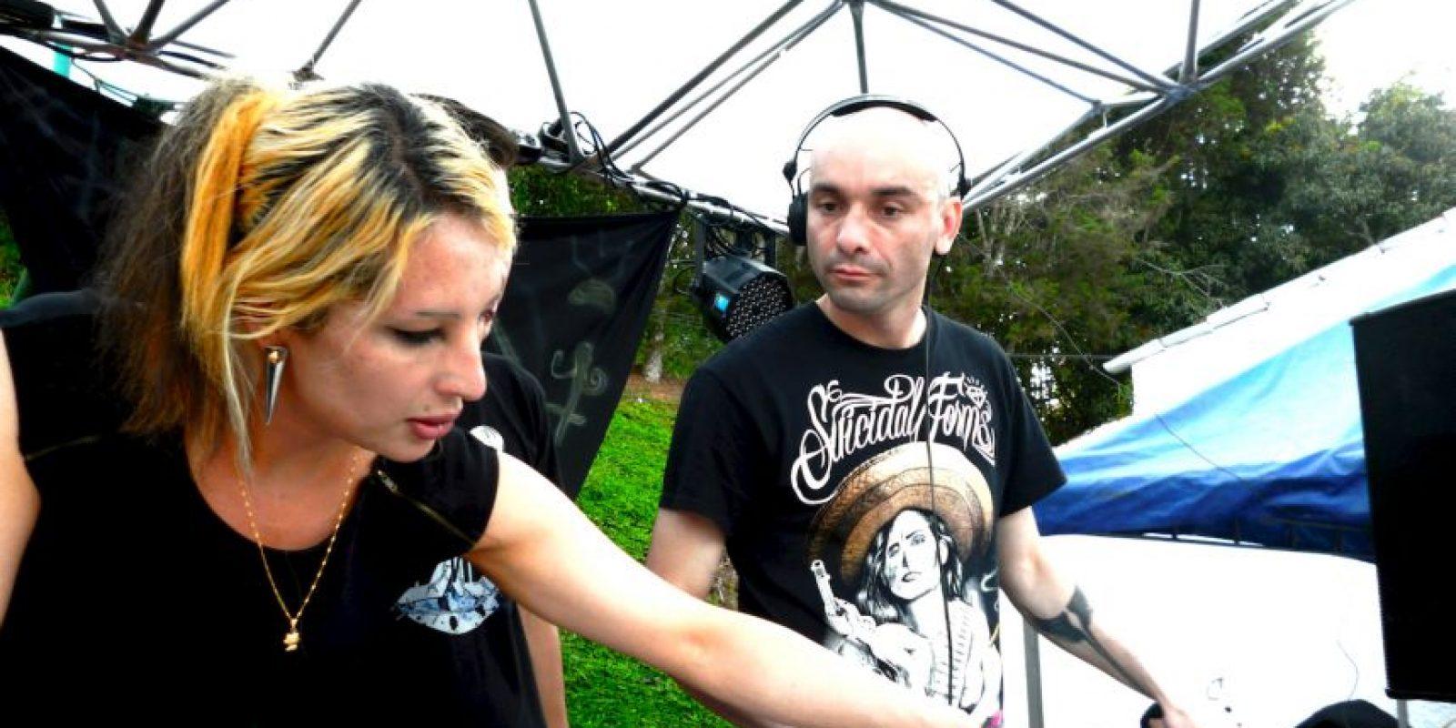 Y como DJ Foto:Cortesía