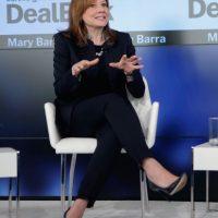 Mary Barra- Es la CEO de la compañía General Motors desde el 14 de enero de 2014. Según la revista Forbes, está casada y tiene dos hijos. Barra cuenta con una Maestría en Administración de Empresas de la Escuela de Negocios de la Universidad de Stanford. Foto:Getty