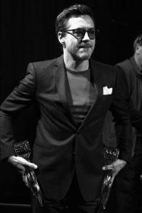 Robert Downey Jr. ha obtenido dos nominaciones, una por Tropic Thunder y la otra por Chaplin, pero jamás ha recibido la famosa estatuilla. Foto:Getty Images