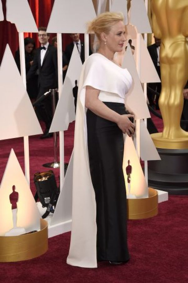 Patricia Arquette en la alfombra roja´ Foto:Getty Images