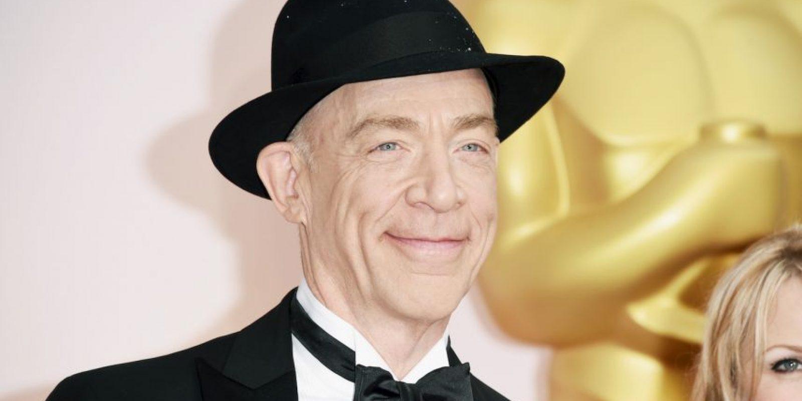 El primer Oscar de la noche fue para J. K. Simmons Foto:Getty Images