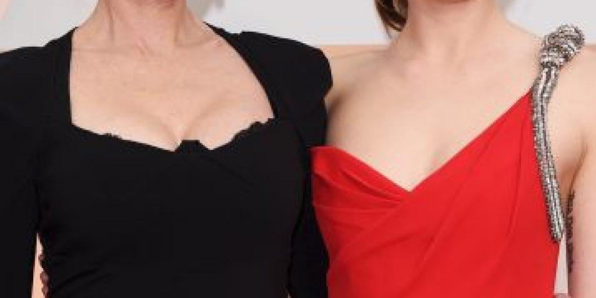 15 años después: Dakota Johnson y Melanie Griffith de nuevo juntas en el Oscar