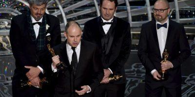 """Paul Franklin encargado de efectos visuales en """"Interstellar"""" Foto:Getty Images"""