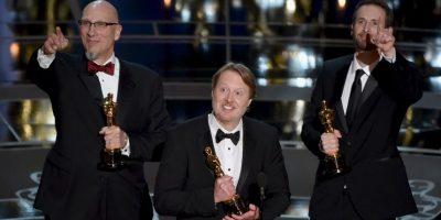 "Don Hall director de ""Big Hero 6"" Foto:Getty Images"
