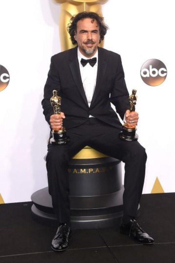 """Inárritu había sido nominado a """"Mejor director"""" en 2006 por la película """"Babel"""". Foto:Getty Images"""