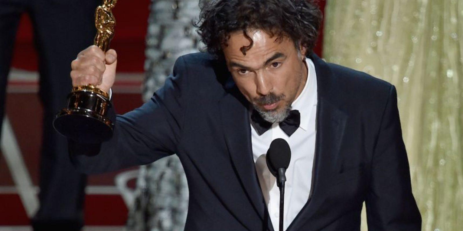 """Alejandro antes fue nominado a """"Mejor película extranjera"""" en 2001 y 2010. Foto:Getty Images"""