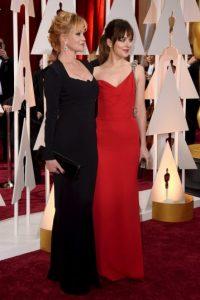 En la entrega de los Oscar 2015 Foto:Getty Images