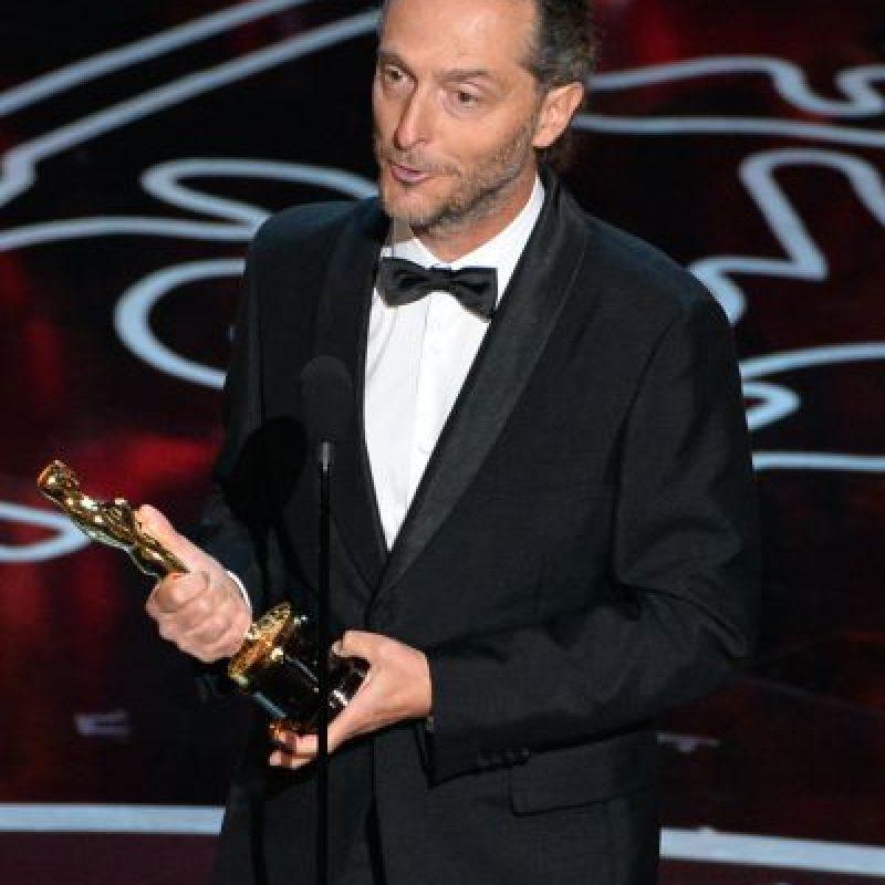 "Lubezki ganó en 2014 su primer Oscar gracias a ""Gravity"" Foto:Getty Images"