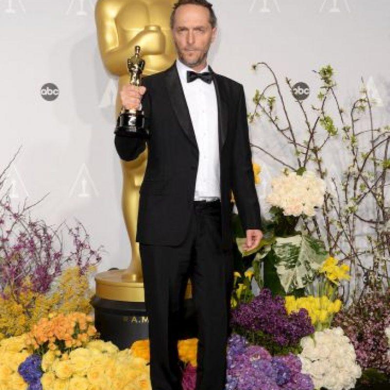 Antes de ganar un Oscar, Lubezki perdió cinco nominaciones. Foto:Getty Images