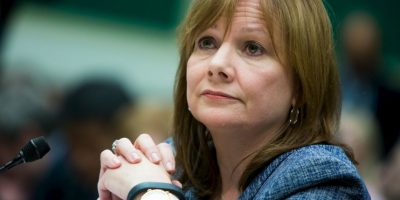 Mary Barra Foto: Getty