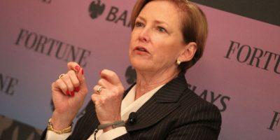 Ellen Kullman- Es la CEO de la empresa Dupont. Está casada y tiene tres hijos. La ejecutiva de 59 años cuenta con una Maestría en Arte de la Universidad de Northwestern. Foto:Getty