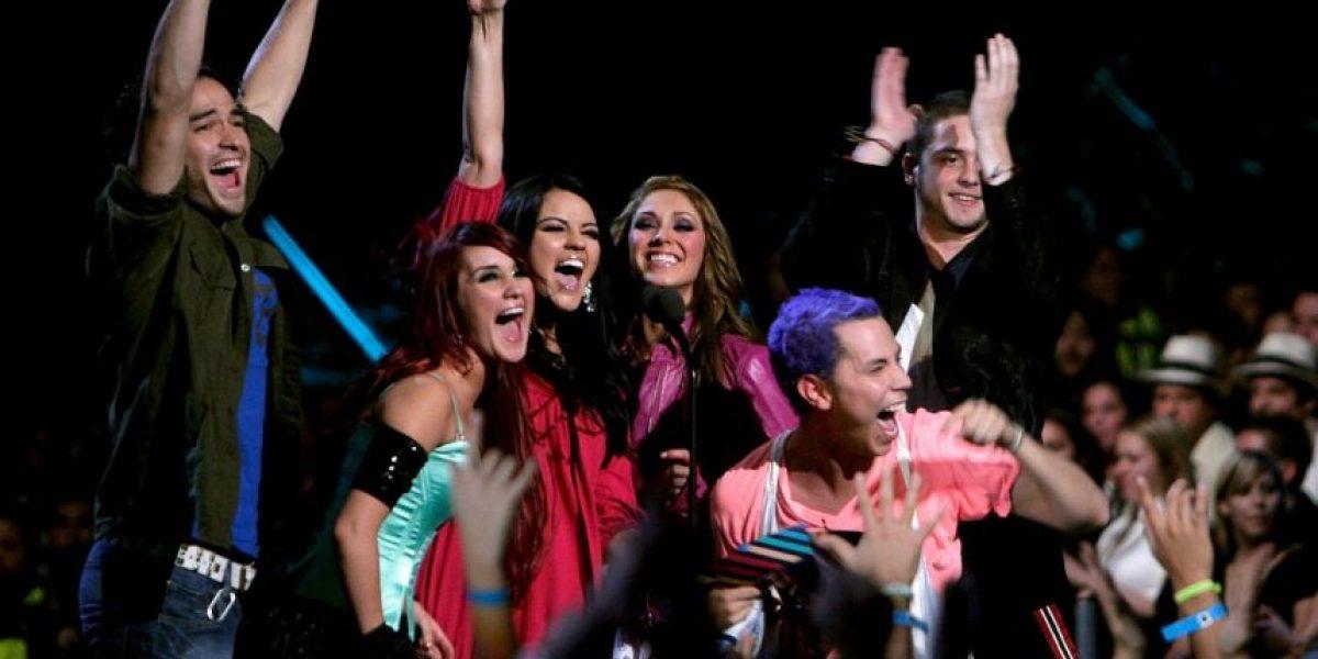 FOTOS: ¡RBD está de regreso! Así fue el esperado reencuentro